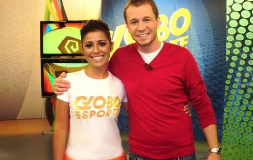 Garotas Globo Esporte